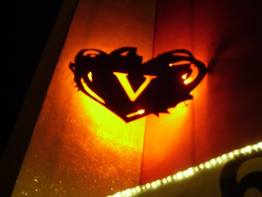 Heart V Nightclub in Tucson, AZ