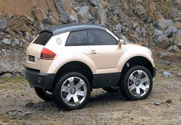 The Smaudi A3 AWD!