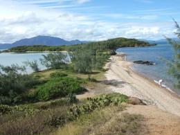 An island off Noumea