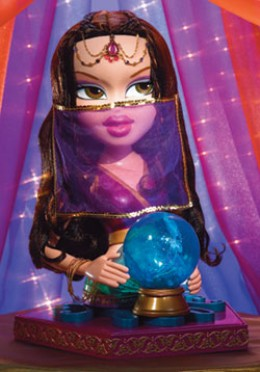 Bratz Genie Magic Line
