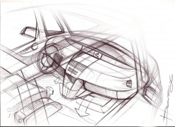 Car Design sketches.