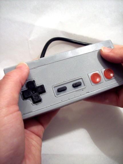 Nintendo NES Controller Soap Etsy Seller: DirtyAssSoaps