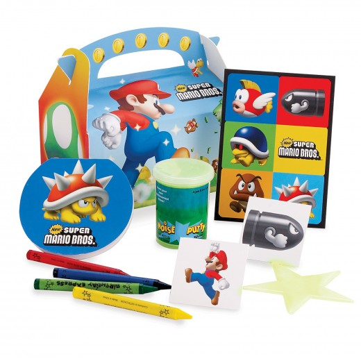 Super Mario Bros. Party Favor Box