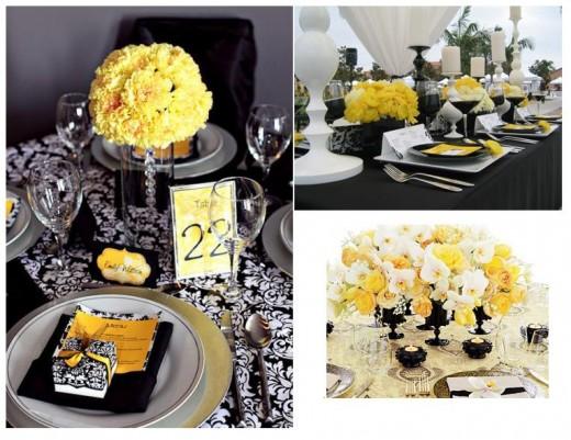 white wedding flowers ideas. Yellow amp; White flowers