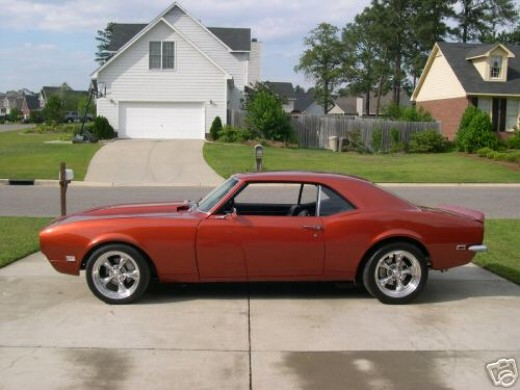 cars and transportation: used american muscle cars
