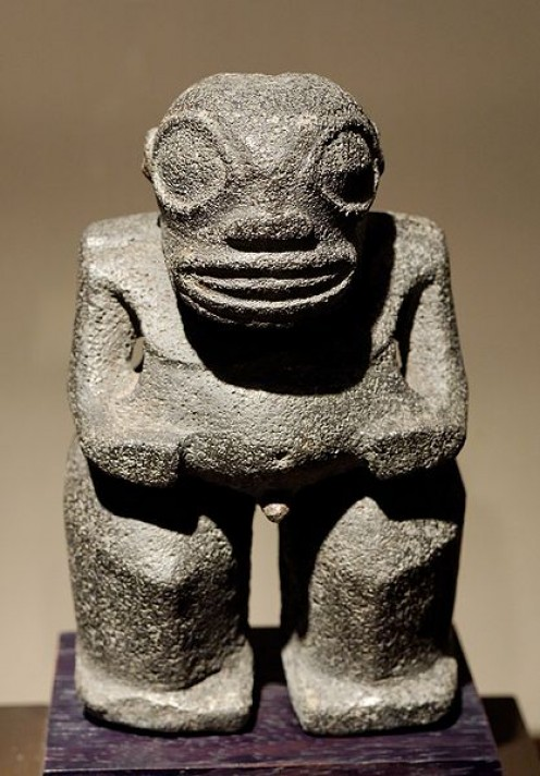 Tiki, creator of mankind in a Marquesas creation myth.