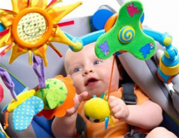 Best car seat toy for toddlers
