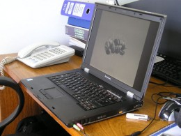 Proper maintenance is an important part of laptop safety