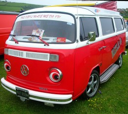 Run to the Sun, RTTS, Show n Shine, VW Newquay, Cornwall.