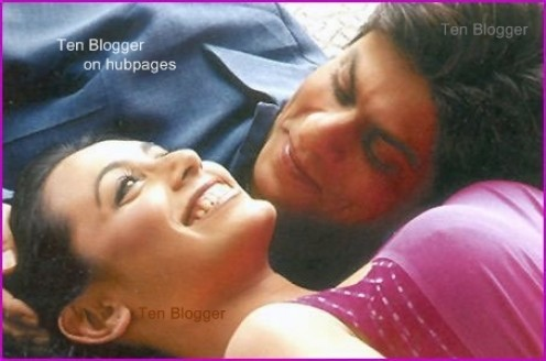 Rani and Shahrukh - Hot and hotter together