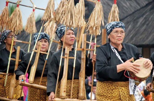 Seren Taun - the festival