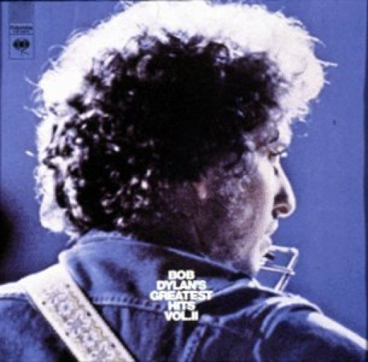 """Watching The River Flow"" is on Greatest Hits Volume II.  It is quintessential Dylan."