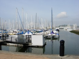 This Municipal Marina was only 65% occupied until a Private Operator cleaned it up and filled it up...