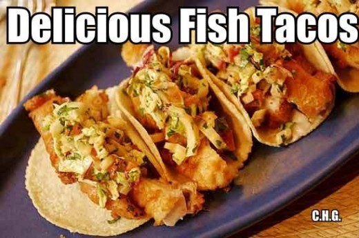 Delicious fish tacos for Best fish taco recipe in the world