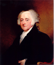 John Adams (public domain).