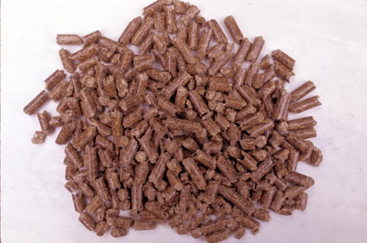 Wood Pellets Are Safe And Easy To Use