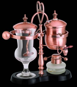 Whats a Siphon Coffeemaker