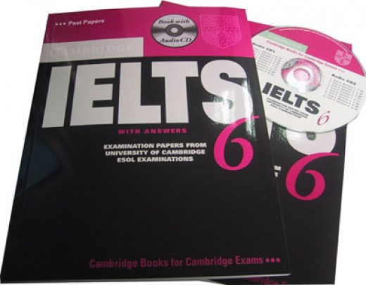 Cambridge IELTS Practice Book
