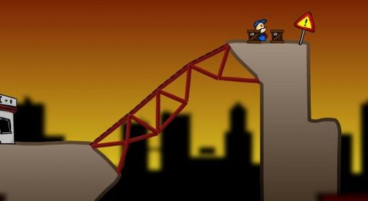 Cargo Bridge Puzzle Game