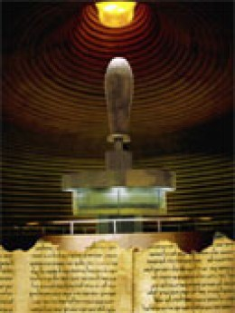 Dead Sea Scrolls in the Museum