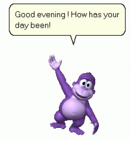 Looking For Purple Gorilla Model Off Topic Chat Blender Artists