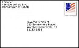 proper way to address envelopes website of xafegrad