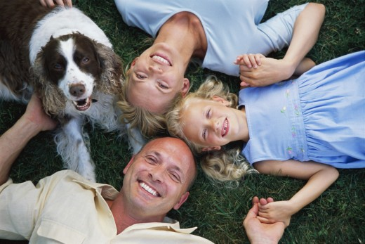 Happiness all around when you make the right decision in deciding whether to adopt a pet