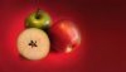 The Apple and the Pentacle.
