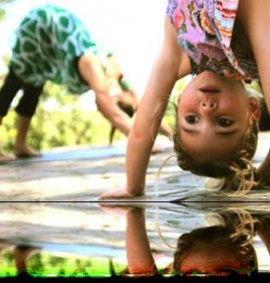 Getting Your Kids Involved With Yoga