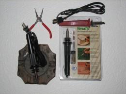 Basic Woodburning Tools