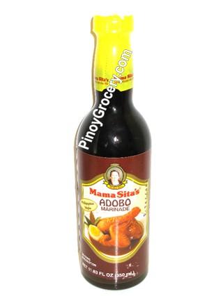 Mama Sita Bottled Adobo Marinade