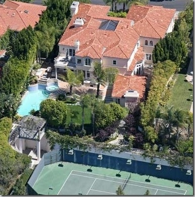 Avril's home