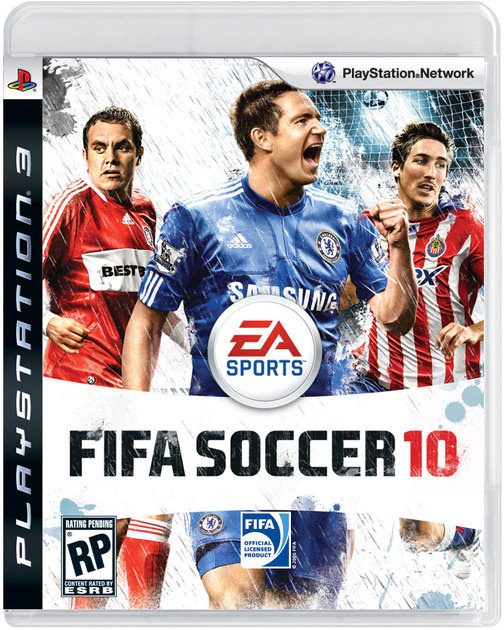 Fifa 10 for Playstation 3