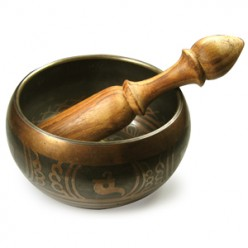Tibetan Singing Bowls for Chakra Healing, Meditation and Feng Shui