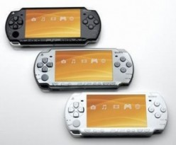 Playstation Portable 3000 Series