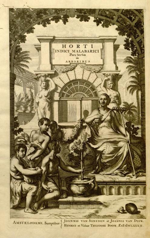 HORTUS MALABARICUS COVER