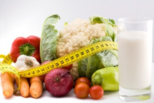 Fruits And Vegetables Should Play A Big Part Of A Successful Weight Loss Program. Another tip is to go to all 2 percent milk instead of whole milk.