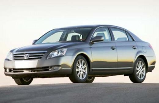 Toyota's Avalon