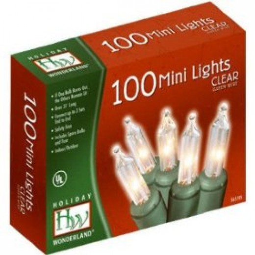 Christmas Indoor Lights and Yard Lights
