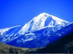 Mount Olympus And The Greek Gods