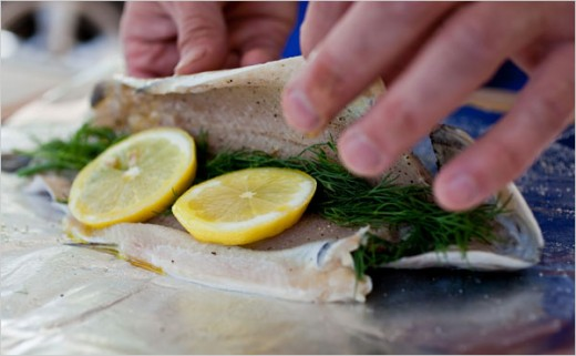 This really is the worlds best recipe for rainbow trout. Farm raised rainbow trout is usually available at your local supermarket. Try this recipe and I think you will agree that it is the worlds best recipe for rainbow trout.