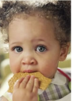 Getting a baby to eat right can be tricky?