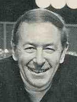 David Coleman Sports Commentator.