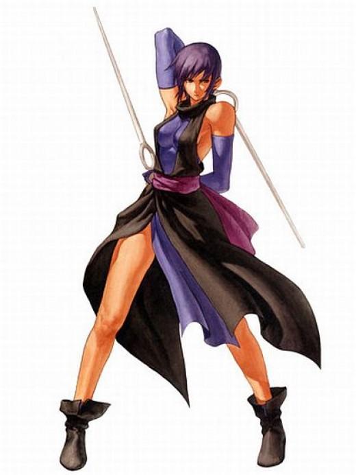 Shiki (Samurai Shodown 64)