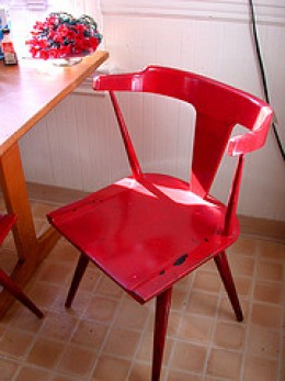 A Chair and Dollars (Photos from Flickr)