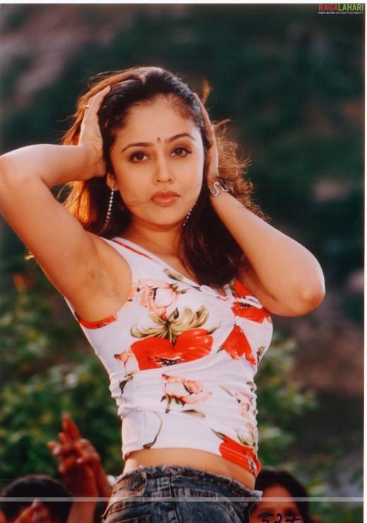 Armpit Girl Indian Actress