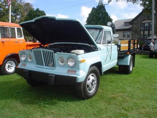 Jeep w/Special Body