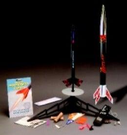 Rocket starter set