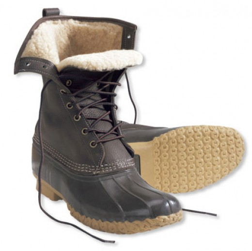 A great winter boot to stay dry and warm!