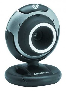 Microsoft LifeCam VX-3000 Web Camera
